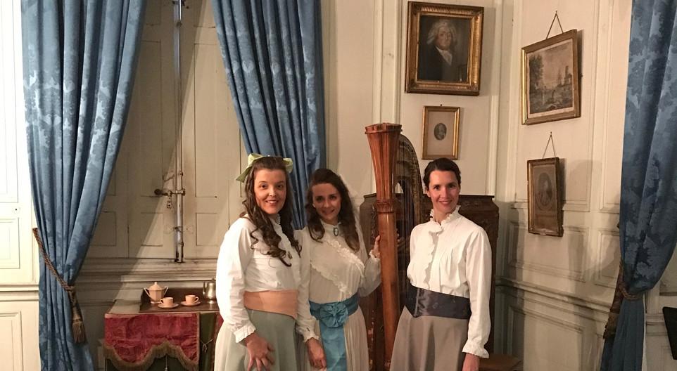 le concert dont vous êtes le héros - Offenbach- Fauré-Delibes