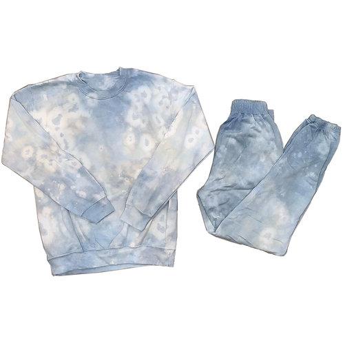 Size S/2 Tie Dye Set