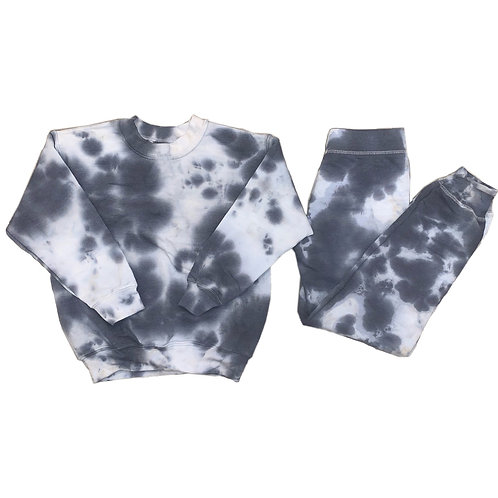 Youth XS/Small Tie Dye Set