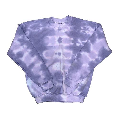 Youth Large Tie Dye Sweatshirt