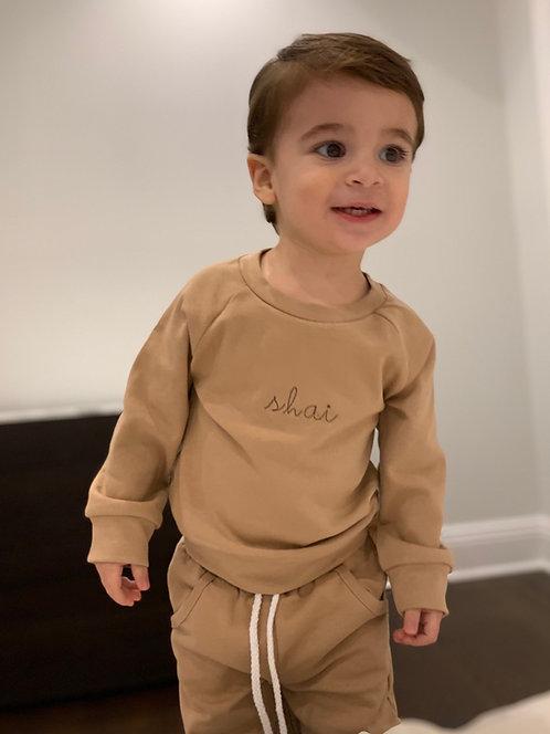 Luxe Loungewear Set | Kids