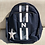 Thumbnail: *SOLD* Mini Striped Backpack: Designed by @rachiedilamani