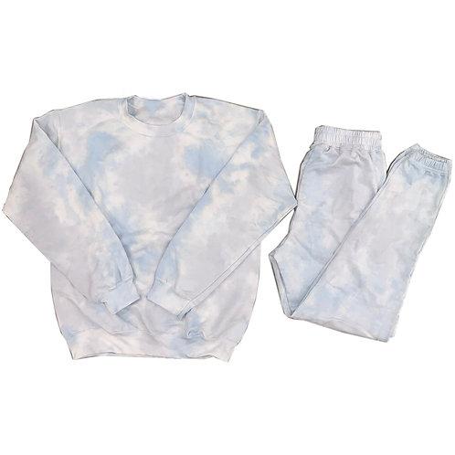 Size S/4 Tie Dye Set