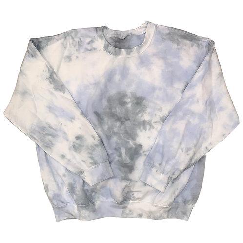 X-Large Tie Dye Sweatshirt