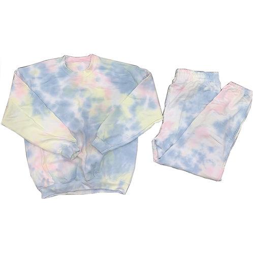 Size L/14 Tie Dye Set