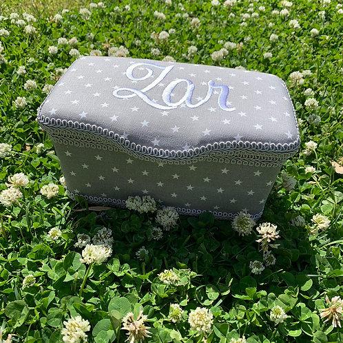 Table Top Wipe Box: Designed by Ashley Gorjian