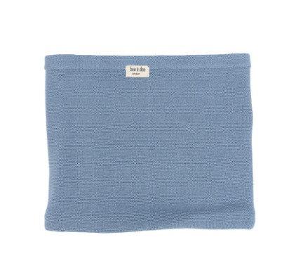 Knit Blanket: Designed by Jennifer Kordvani
