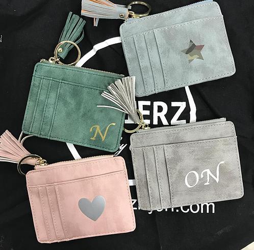Tassel Keychain Wallet