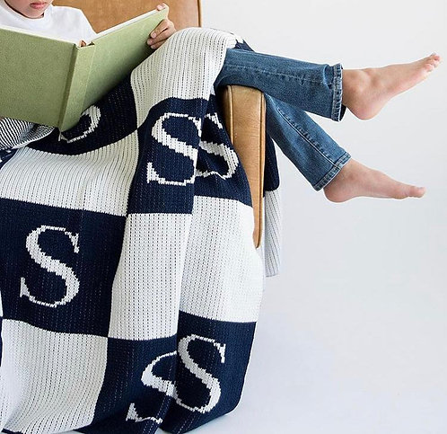 Initial Block Blanket: Designed by @natkamali