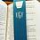 Thumbnail: Leather Bookmark