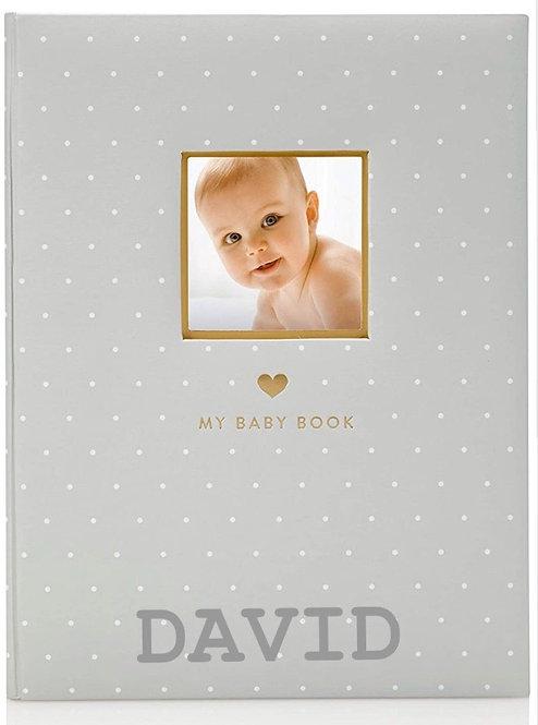 Customized memory book