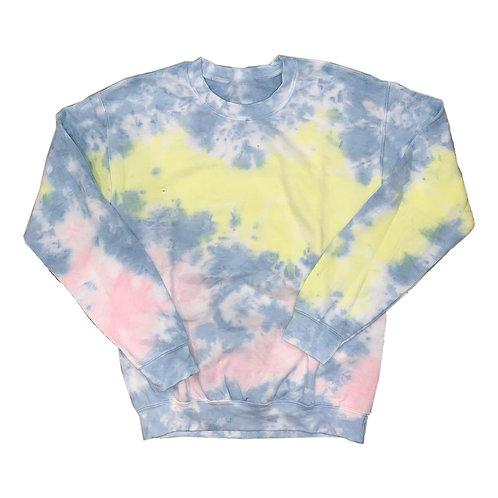 Small Tie Dye Sweatshirt
