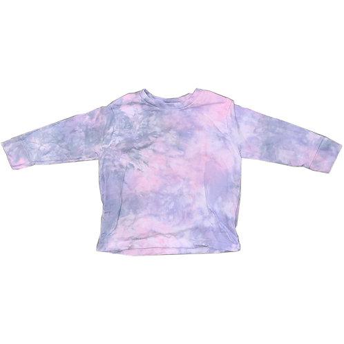 3T Tie Dye Long Sleeve Shirt