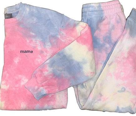 Mommy Tie Dye Set: Designed by Chloe Levian