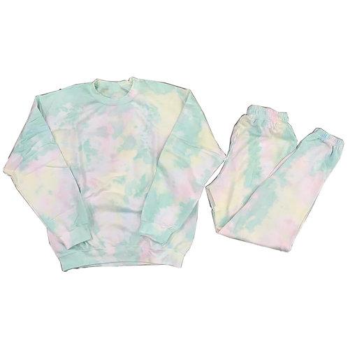 Size M/4 Tie Dye Set