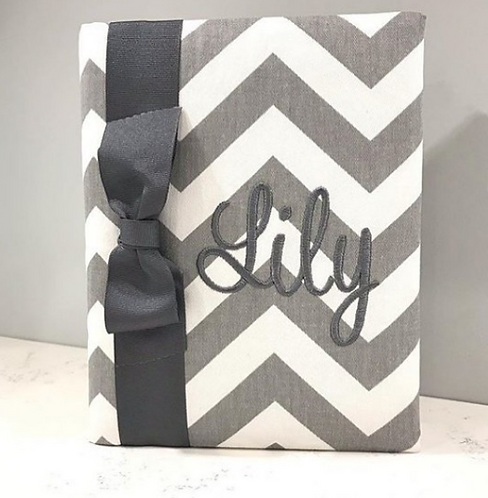 *SOLD* Baby Album: Designed by @kellieliviem