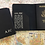 Thumbnail: Leather Travel Set