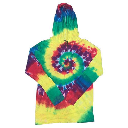 Small Tie Dye Hoodie