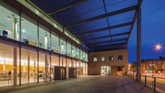 SAÏD BUSINESS SCHOOL, OXFORD