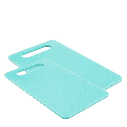2-Piece Cutting Board Set