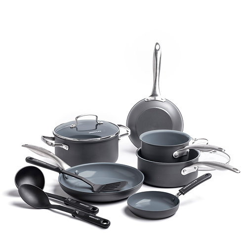 Classic Pro Ceramic Nonstick 12-Piece Set