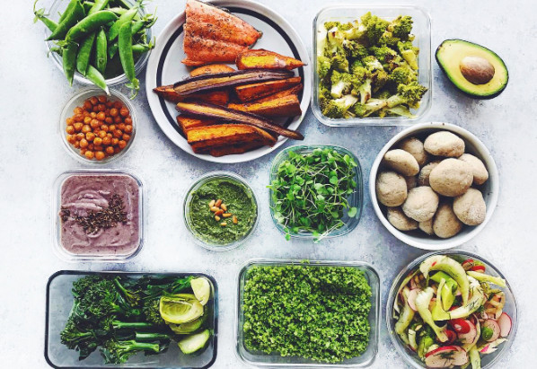 6 Tips For Easy Meal Prepping