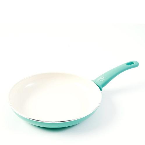 Soft Grip Ceramic Nonstick 12-Inch Frypan