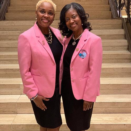 South Belt Houston Pink Blazer