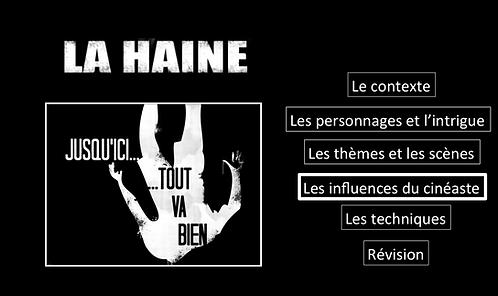 La Haine: Les influences