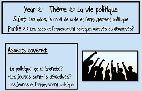 Ados, droit de vote et engagement politique-Part 2