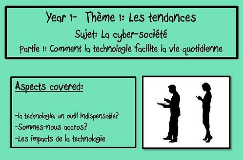La cyber-société: Part 1