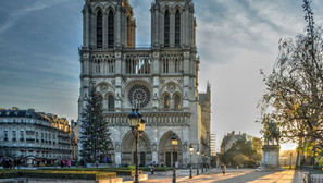 La Cathédrale Notre-Dame: L'Incendie