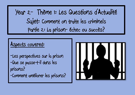 Comment on traite les criminels?-Part 2
