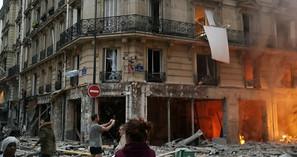 Une Explosion à Paris