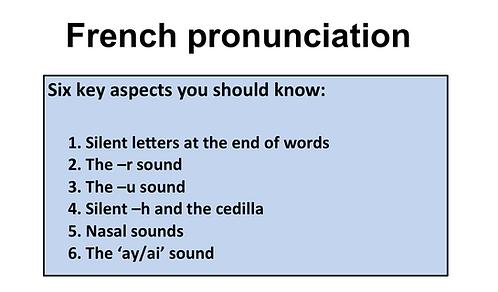 Pronunciation Practice-Part1