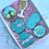 Thumbnail: Mother's Day Cookie set Teal