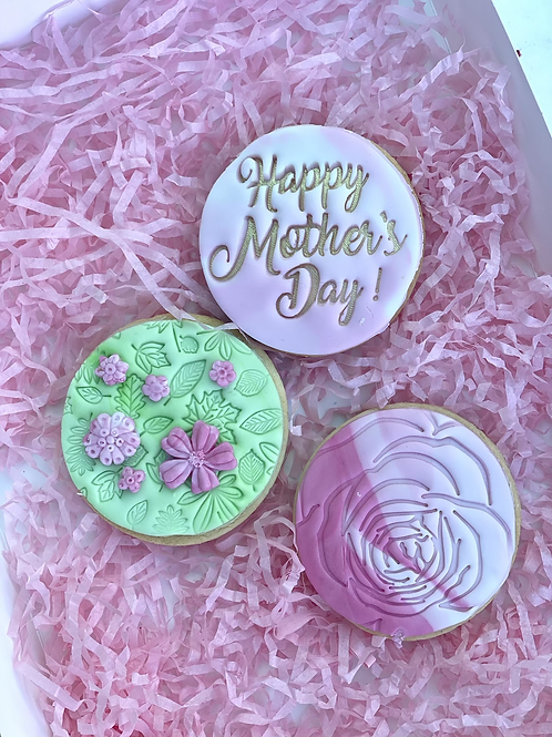 Mini Mother's Day Cookie set