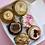 Thumbnail: Cupcake tasting box 6 Pack