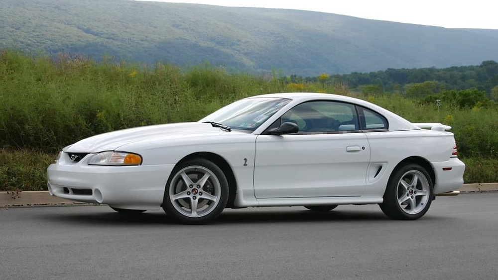 1995 Cobra R    Image by Ford