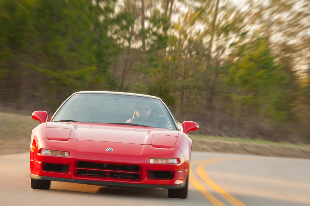 This Acura NSX, featuring Honda's Vtec engine, was recently sold by The Starting Line.