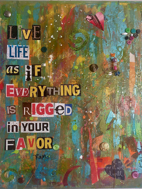 Favor Painting