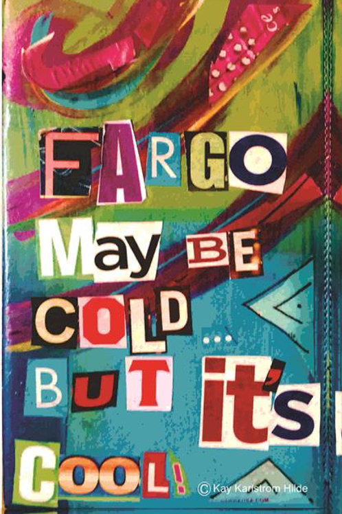 Fargo Cool Poster