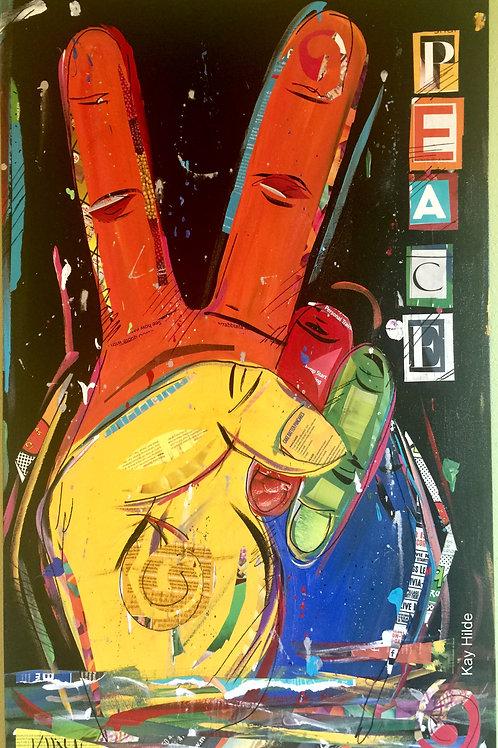 Peace Poster Print