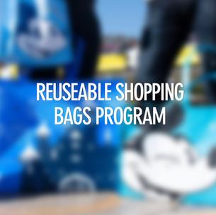 Reuseable Shopping Bag Program