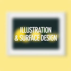 ILLUSTRATION & SURFACE DESIGN
