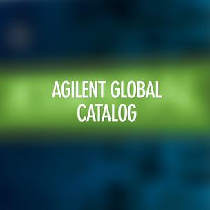Agilent Global Catalog