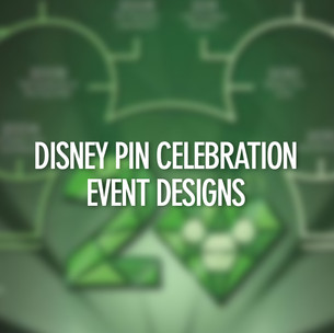 Disney Pin Celebrations