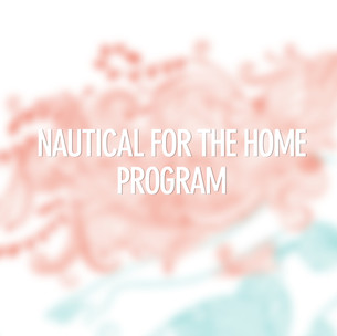 Nautical for the Home