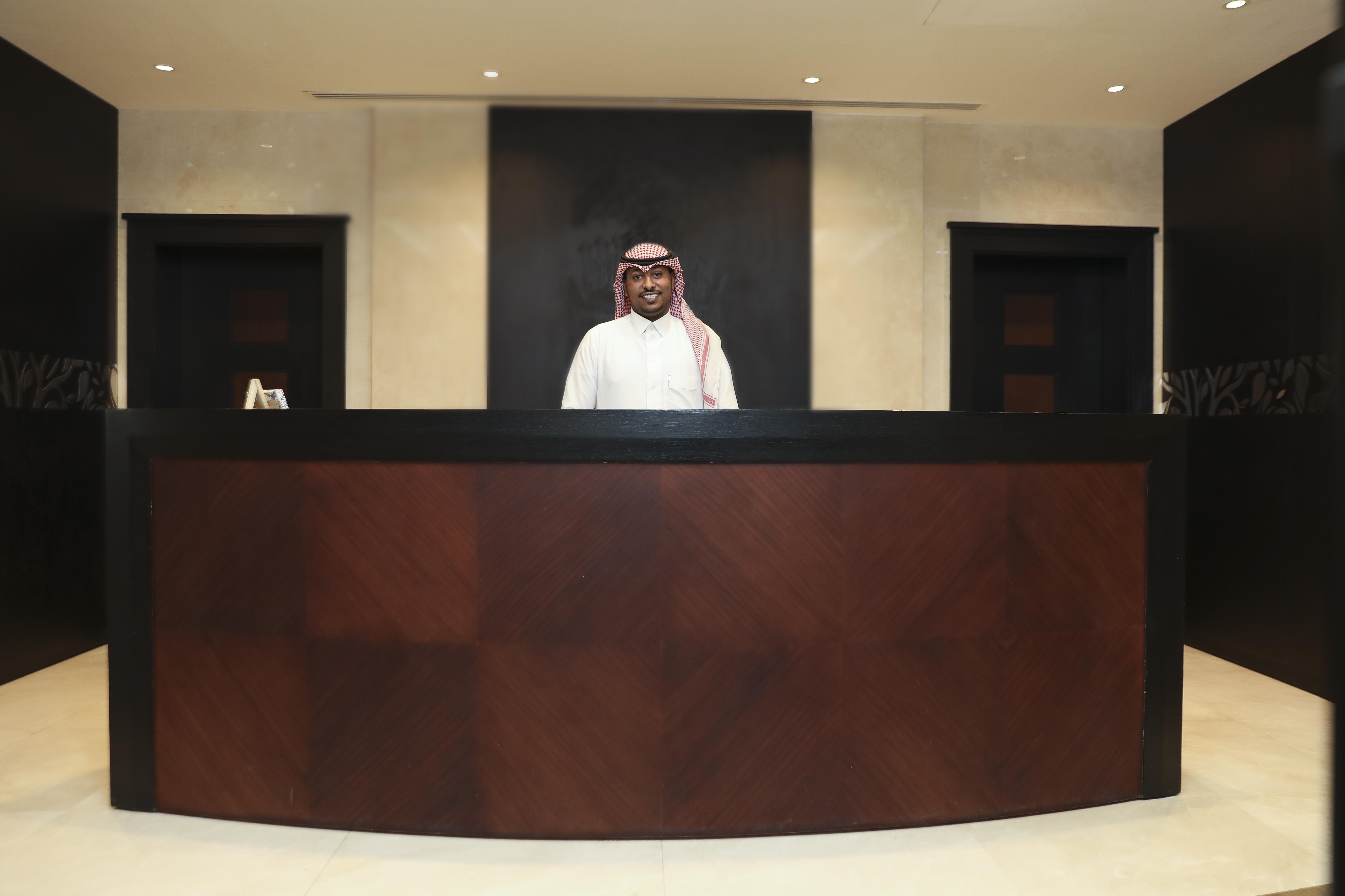 Concierge & Reception