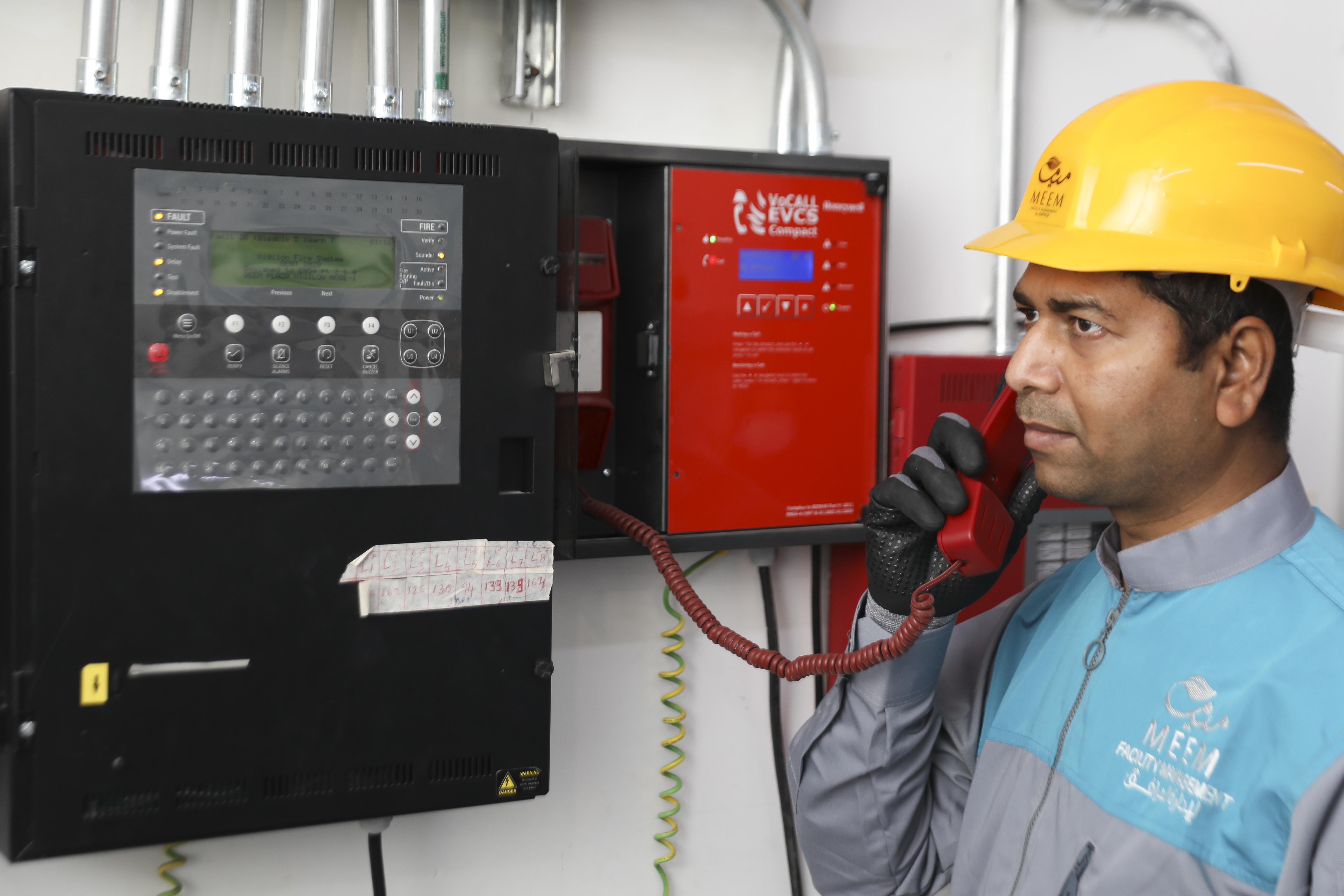 Fire Alarm & Fire Fighting Maintenance